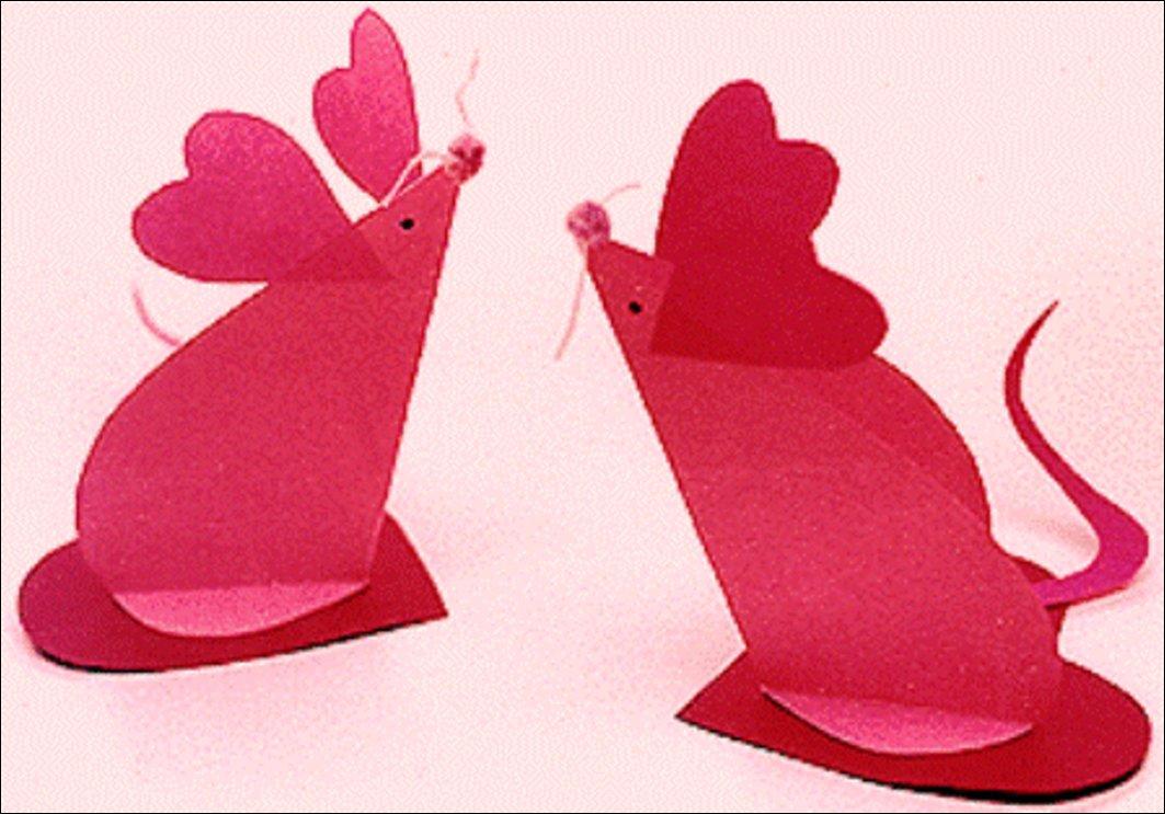 Поделки на день валентина своими руками